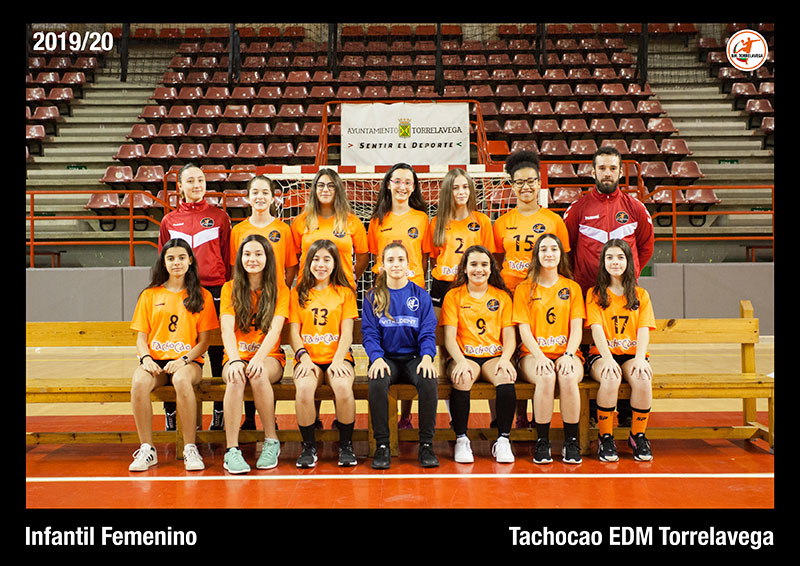 Infantil Femenino Tachocao EDM Torrelavega